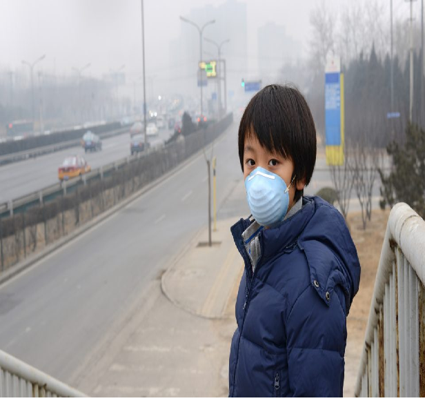 5 ways to keep your children safe from air pollution