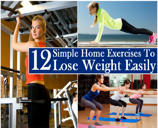 help you to lose your weight through home work out
